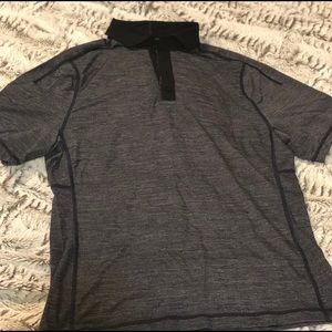 Men's Lululemon Metal Vent Tech Polo
